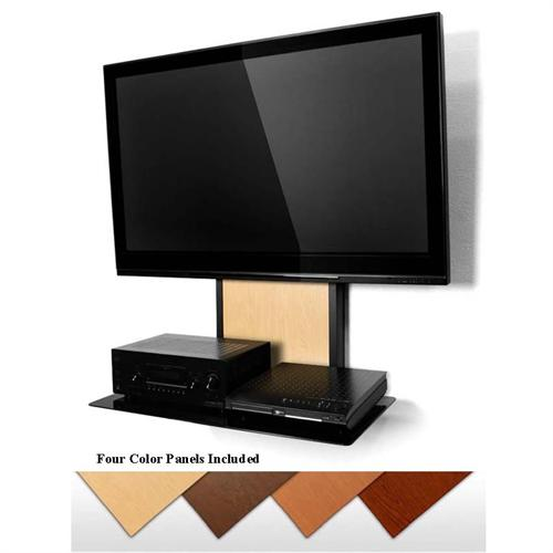 atlantic unity large flat panel tv mount system with. Black Bedroom Furniture Sets. Home Design Ideas